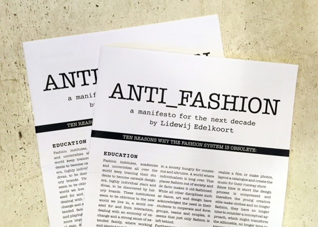 Anti-Fashion