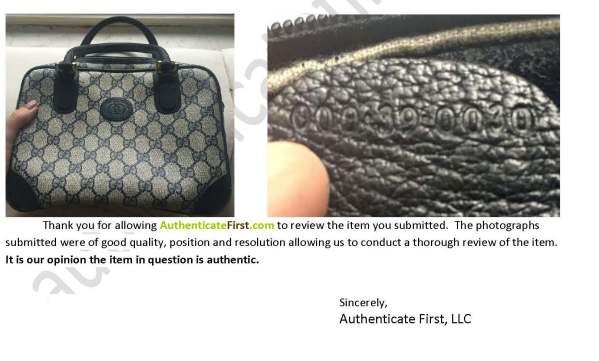 AF05754 14687 Andrea Gyenge - Vintage Gucci Bag 052715